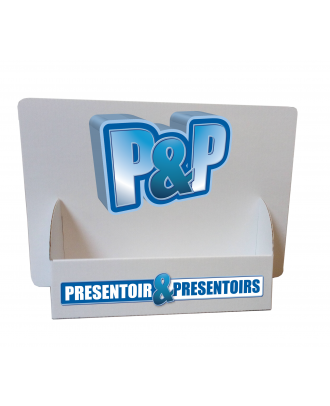 Présentoir carton A5 paysage PRSTA5 personnalisé