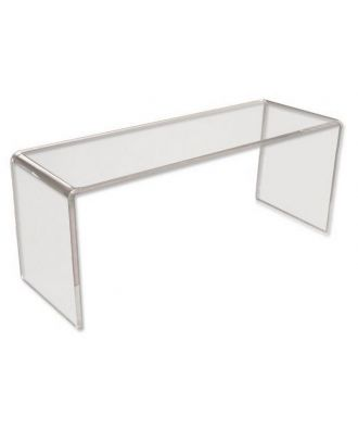 Podium plexiglas U rectangle 100 x 100 x 200 mm