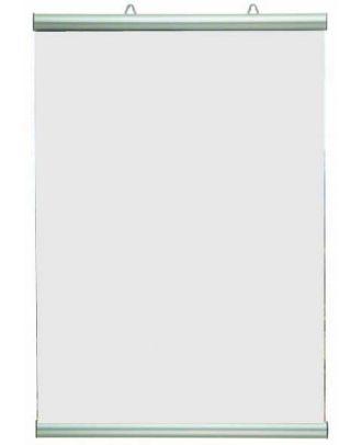 Cadre A0 porte affiche PROFILE841 avec visuel vierge