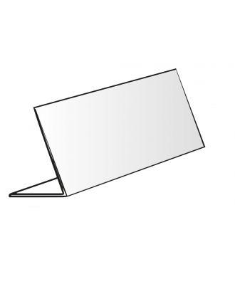 Vitrine plexiglas alimentaire 1 pli 50 x 20 x 40 cm