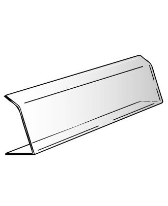 Vitrine plexiglas alimentaire 2 plis 75 x 20 x 30 cm