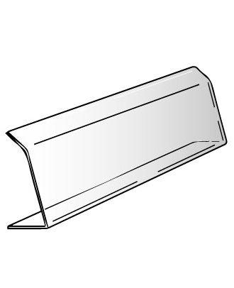 Vitrine plexiglas alimentaire 2 plis 75 x 20 x 40 cm